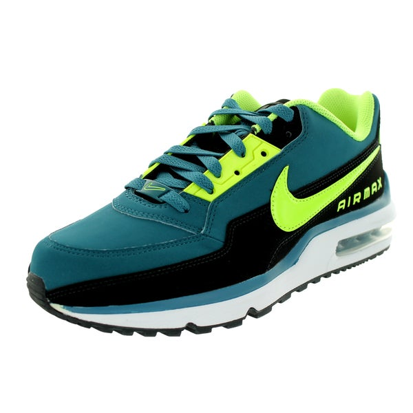 Nike Men's Air Max Ltd Night Factor/Volt/Black/White Running Shoe