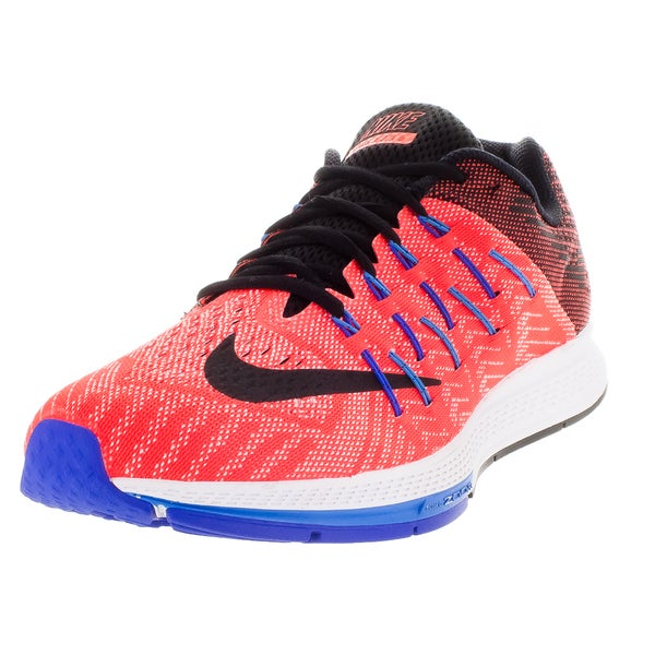 Nike Men's Air Zoom Elite 8 Total Crimson/Black/ Running Shoe