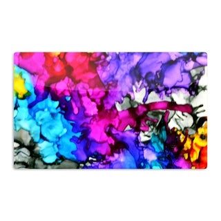 KESS InHouse Claire Day 'Indie Chic' Artistic Aluminum Magnet