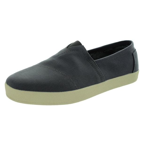 Toms Men's Avalon Sneaker Ash Casual Shoe