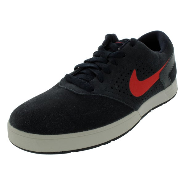 Nike Paul Rodriguez 6 Skate Shoes Drk Obsidian/Chllng Rd/