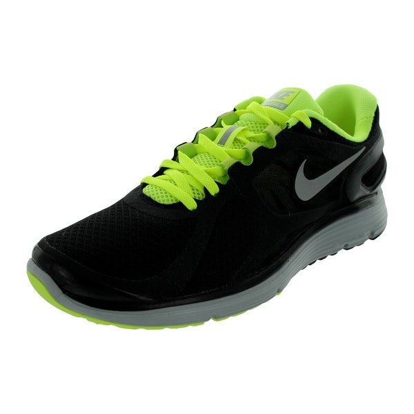 Nike Lunareclipse+ 2 Running Shoes Black/Rflct Silver/Wolf Grey