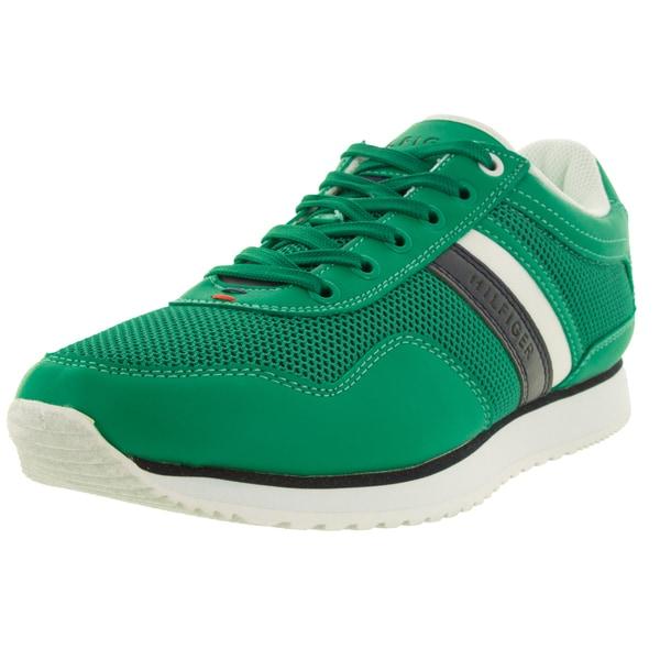 Tommy Hilfiger Men's Marcus3 Medium Green Casual Shoe