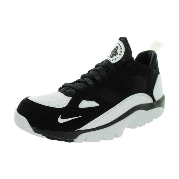 Nike Men's Air Huarache Low Black/White/Black Training Shoe