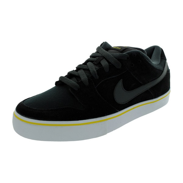Nike Dunk Low Lr Skate Shoes Black/Anthracite/Tr Yllw/White