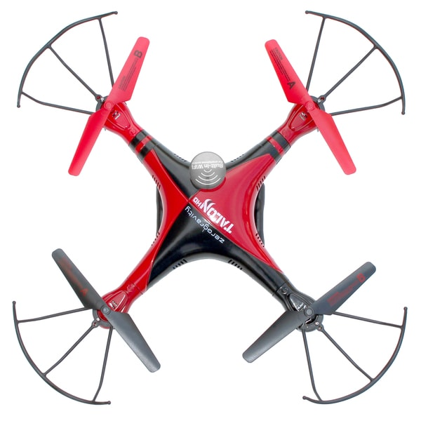 Zerogravity Talon HD Wi-Fi Drone with One Year Membership to Loopster Video Editing Software