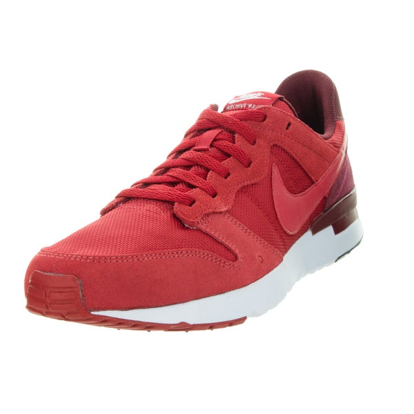 Nike Men's Archive '83.M Gym Red/Gym Red/Tm Red/Prm Rd Casual Shoe