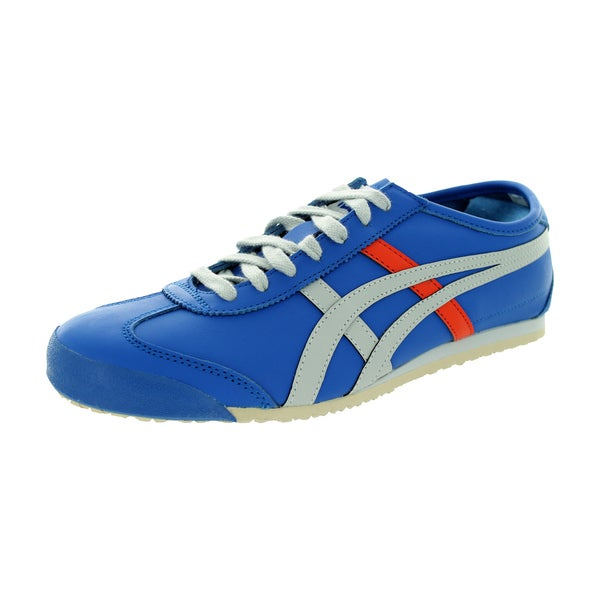 Onitsuka Tiger Unisex Mexico 66 Strong Blue/Soft Grey Casual Shoe