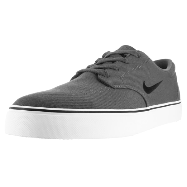 Nike Men's Sb Clutch Dark Grey/Black/White/Gm Lght Brown Skate Shoe