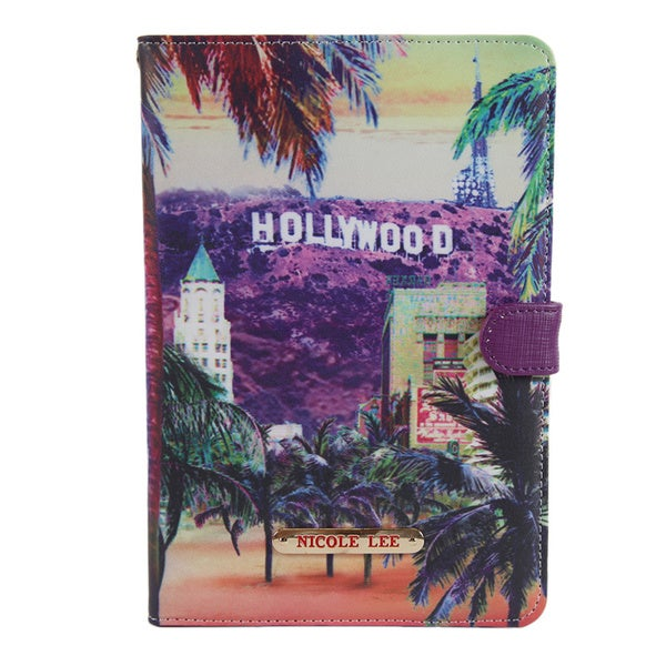 Nicole Lee Hollywood Print Ipad Mini Case