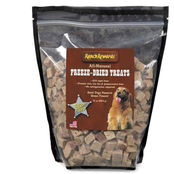Ranch Rewards Freeze-Dried Dog Treats