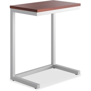 Basyx by HON Cantilever Occaional Table - Chestnut