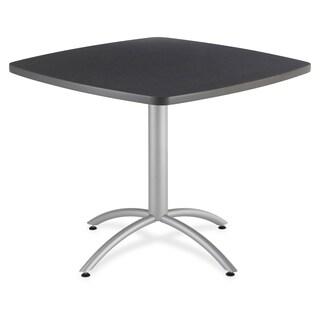 Iceberg CafeWorks Bistro Table - Granite (Or Graphite Gray)