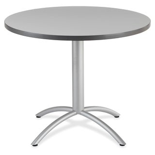 Iceberg CafeWorks Cafe Table - Gray