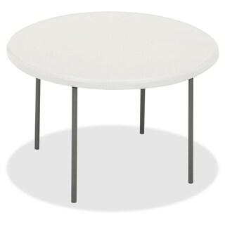 Iceberg IndestrucTable TOO Folding Table - Platinum