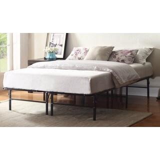 Premium 14-inch Metal Mattress Foundation/ Platform Bed