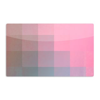 KESS InHouse Danny Ivan 'Girly Pixel Surface' Artistic Aluminum Magnet