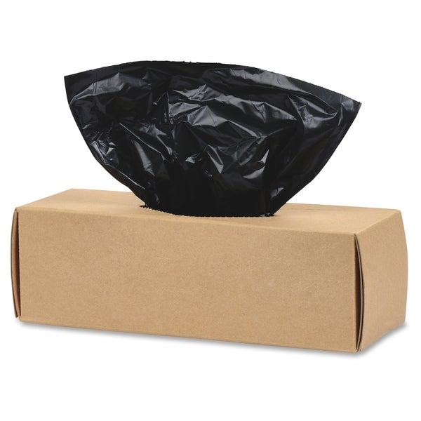 Tatco Dog Waste Station Refill Bags - Black (2000/Carton)