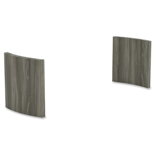 Mayline Gray Laminate Conference Table Panel Base - Other Color