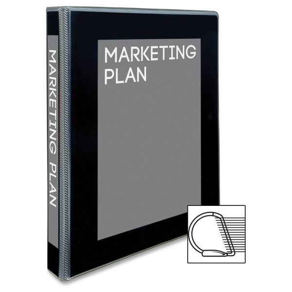 Avery UltraLast Ring Binder - Black
