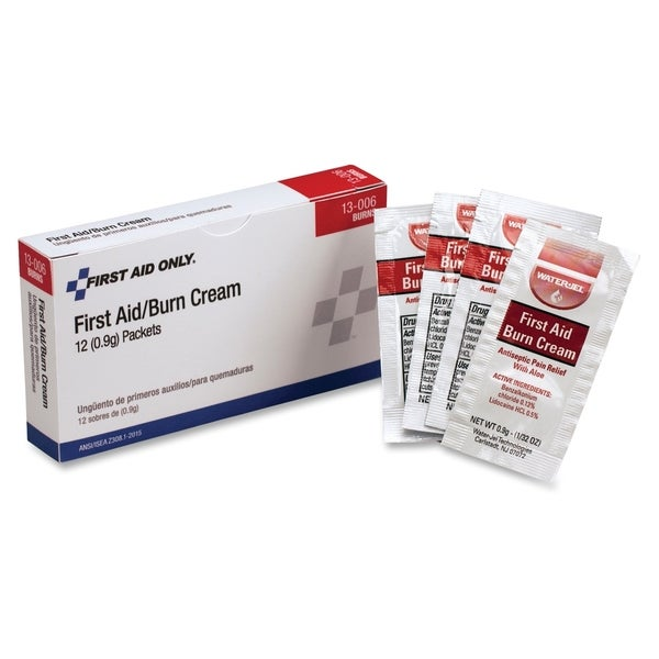 PhysiciansCare Burn Cream(12/Box)