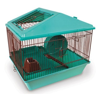 Hamster/Gerbil 16-inch 2-level Small Animal Critter House