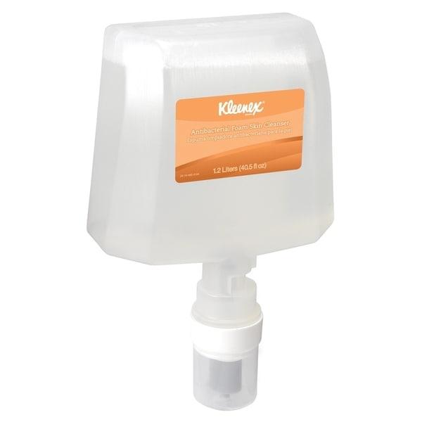 Kleenex Antibacterial Foam Skin Cleanser - Clear (1/Carton)