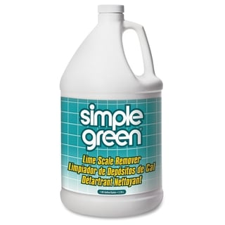 Simple Green Lime Scale Remover - White (1/Carton)