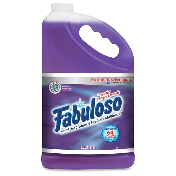 Fabuloso Scented Liquid Cleaner - Purple (1/Carton)