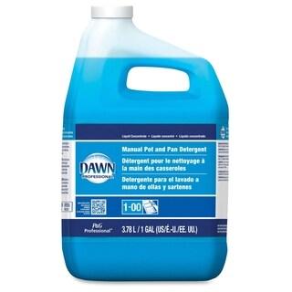 Dawn Manual Pot/Pan Detergent - Blue (1/Carton)