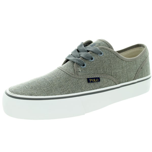 Polo Ralph Lauren Men's Morray Grey Casual Shoe