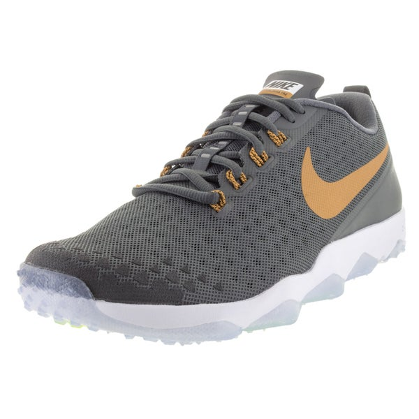 Nike Men's Zoom Hypercross Tr2 Dark Grey/Mlc Gold/Bl/White Training Shoe