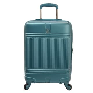 Travelers Club Accent 20-inch Expandable Hardside Carry-On Spinner Suitcase