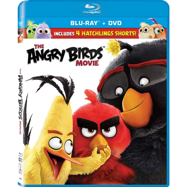 The Angry Birds Movie (Blu-ray/DVD) 19446751