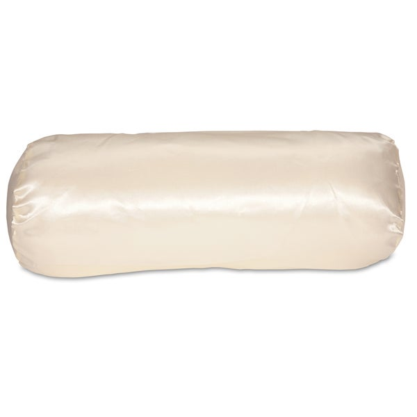 Polyfiber Cervical Beauty Roll Bolster Pillow
