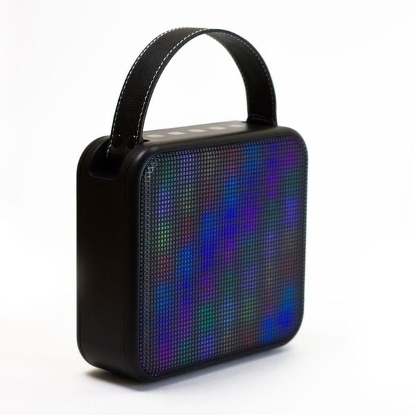 FRESHeTECH FRESHeCOLOR Wireless Blue/Black Portable Speaker