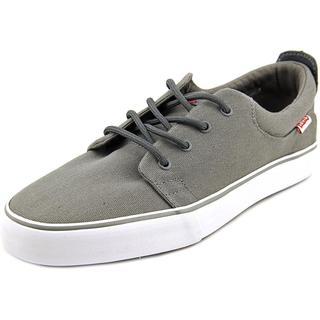 Levi's Men's 'Justin' Grey Canvas Athletic Shoes Shoes