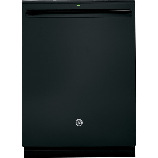 GE Black Plastic/ Stainless Steel Fully Integrated Dishwasher 19460405