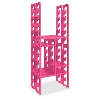 Locker Bones Organizer Frame - Pink