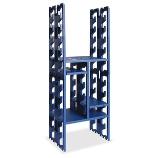 Locker Bones Organizer Frame - Blue