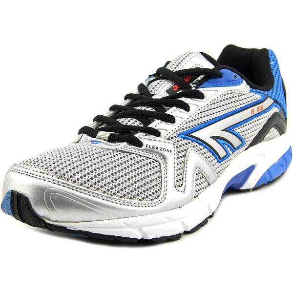 Hi-Tec Men's R156 M Silver Synthetic Athletic