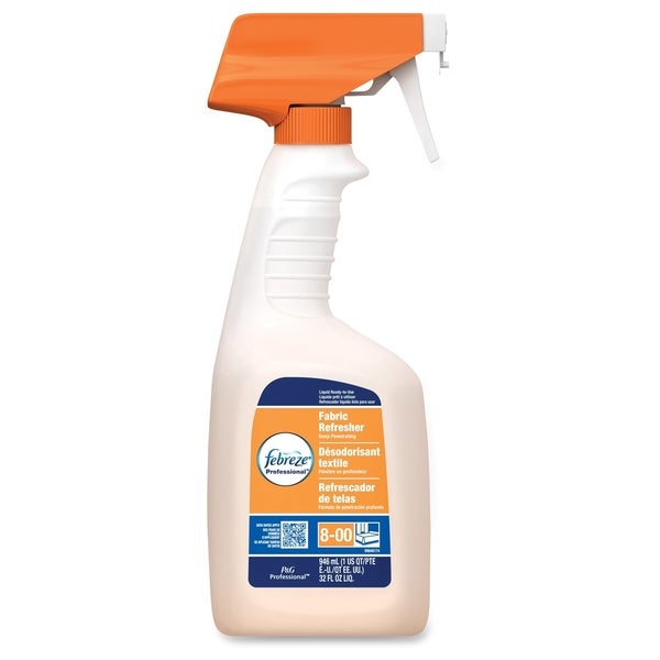 Febreze Fabric Refresher Spray - White (1/Carton)