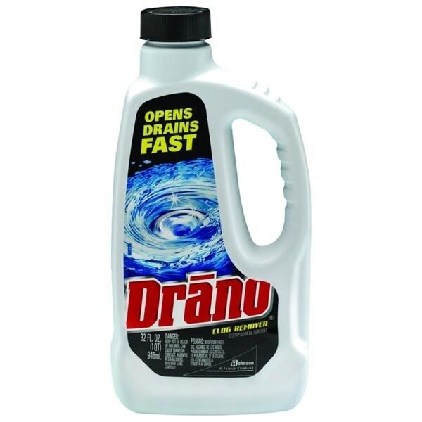 Diversey Drano Liquid Clog Remover(1/Carton)