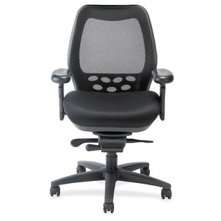 Nightingale SXO Executive Mid-back Chair - Black