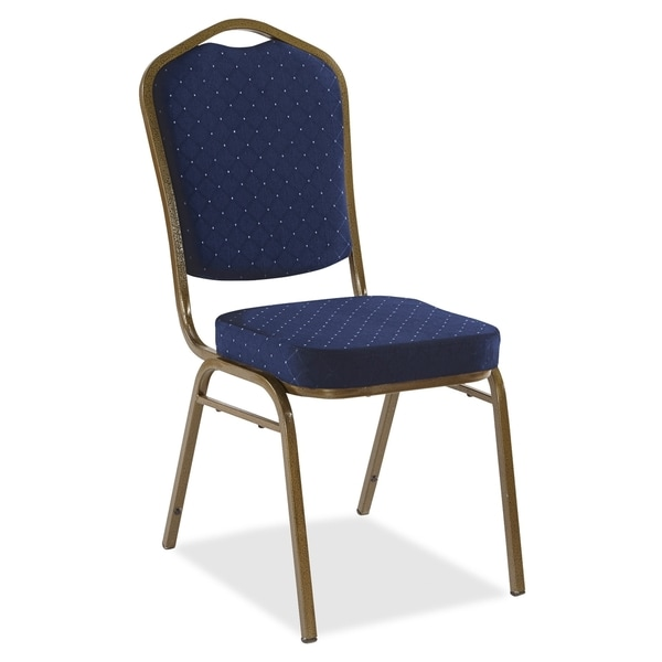 Iceberg Banquet Chair - Navy (Or Navy Blue) (4/Carton)