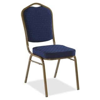 Iceberg Banquet Chair - Navy (Or Navy Blue) (4/Carton)