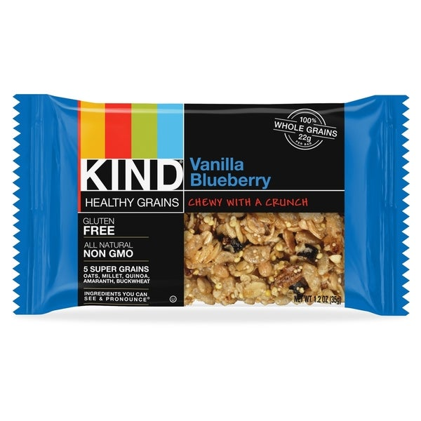 KIND Vanilla Blueberry Bar(12/Box)