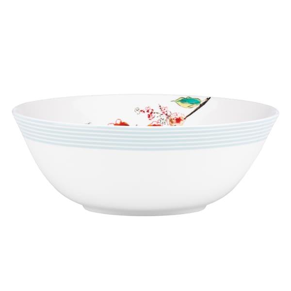 Lenox Chirp Stripe Serving Bowl