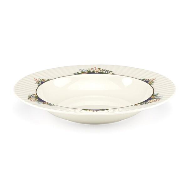 "Lenox Rutledge 9"" Pasta/Rim Soup Bowl"