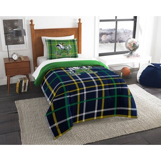 COL 835 Notre Dame Twin Comforter Set